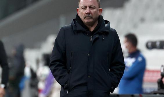 Sergen Yalçın, Erzurumspor galibiyetini değerlendirdi