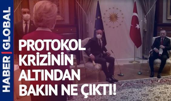 Türkiye'deki protokol krizinin altından bakın ne çıktı! Avrupa Birliği'nden açıklama geldi