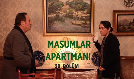 Masumlar Apartmanı 29. Bölüm İzle