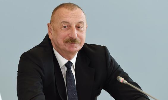 Aliyev: Ermenistan Türkiye'den toprak iddiasından vazgeçmeli