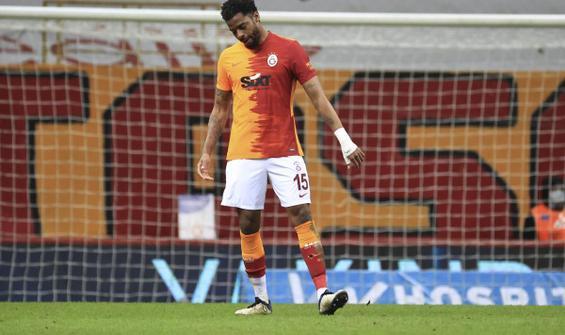 Galatasaray'da Donk PFDK'ya sevk edildi