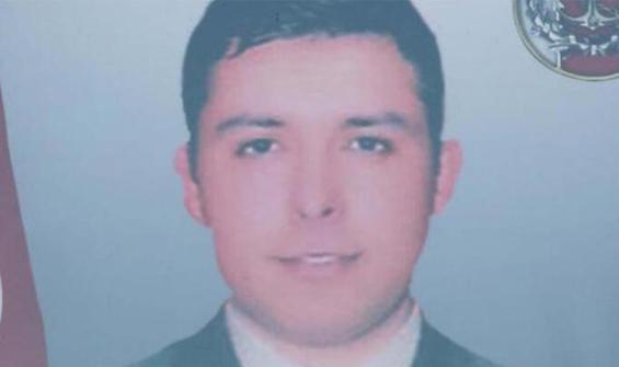 Gara şehidinin silahı üzerinde bulunan terörist tutuklandı!