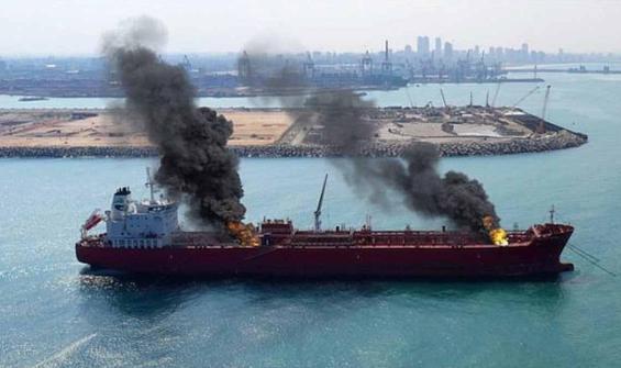 İsrailli firmaya ait gemi, BAE kıyılarında hedef alındı!