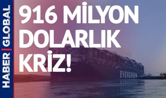 916 milyon dolarlık kriz! Mısır el koydu