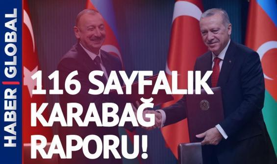TBMM'den 116 sayfalık Karabağ Raporu! Türkiye'den net mesaj: Ermenistan devlet başkanı yargılanmalı
