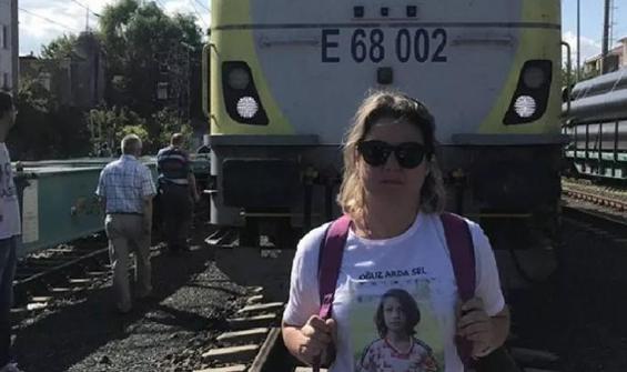 Tren kazasında oğlunu kaybetmişti! Yoğun bakıma kaldırıldı