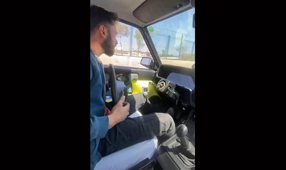 Direksiyonu çıkarıp otomobil kullanmanın cezası