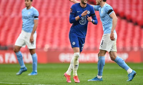 Ziyech, Chelsea'yi FA Cup'ta finale taşıdı