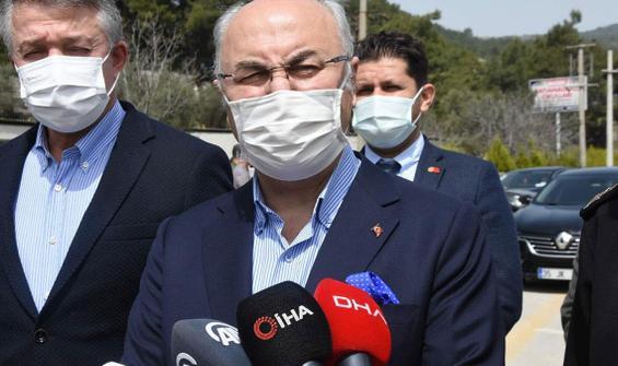İzmir için korkutan açıklama: Vakalarda düşüş yok!