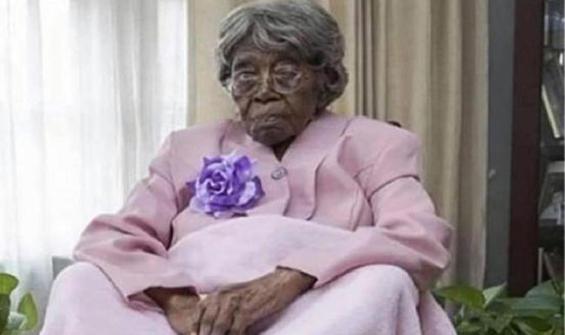 ABD'nin en yaşlı insanı 116 yaşında öldü!