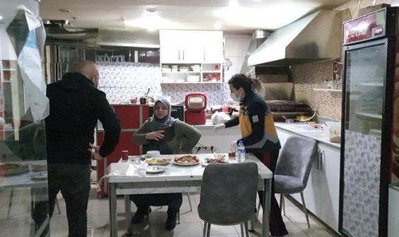 Eski eş iftar sofrasında dehşet saçtı