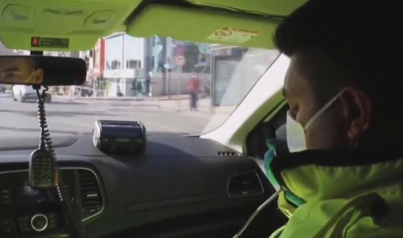 Trafik polisi koronavirüse yenildi! Acı detay ortaya çıktı
