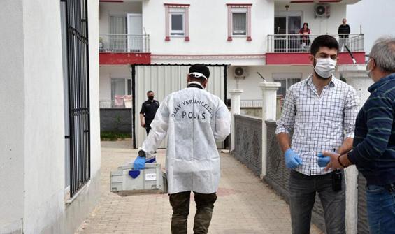 Antalya'da baba-oğul evlerinde ölü bulundu