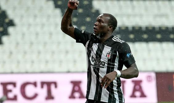 Beşiktaş'ta Aboubakar 4 maç sonra kadroda