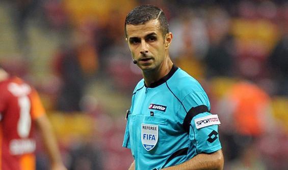 Galatasaray - Trabzonspor maçı Mete Kalkavan'ın