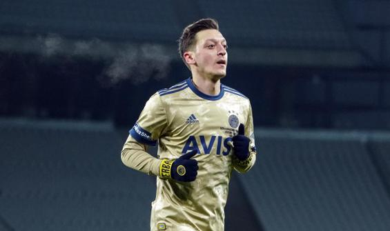 Mesut Özil'den Avrupa Süper Ligi projesine tepki