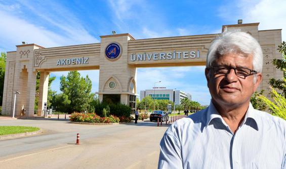 Profesör üniversiteyi 9 sayfalık dilekçeyle şikayet etti