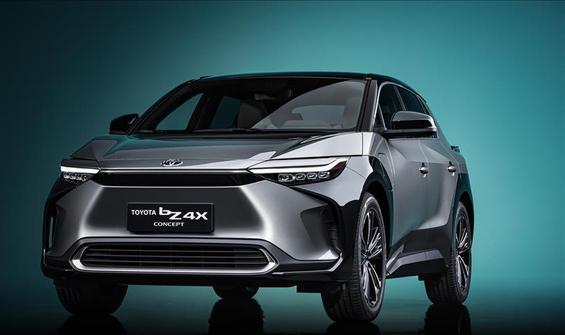 Toyota'dan yeni elektrikli otomobil