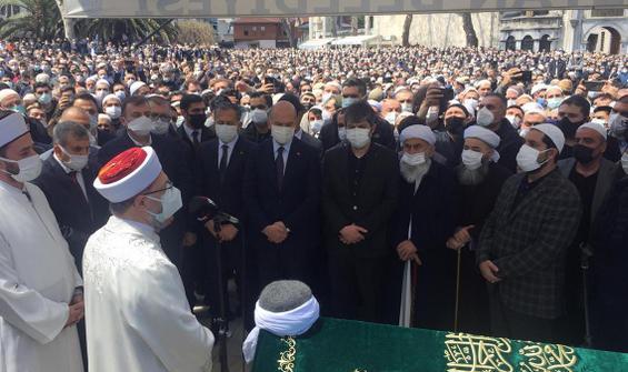 Hüsnü Bayramoğlu son yolculuğuna uğurlandı