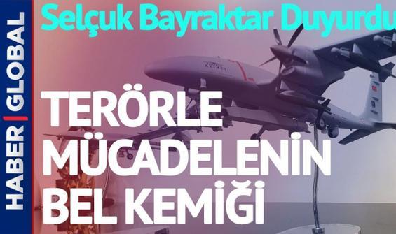 Selçuk Bayraktar müjdeyi verdi: Dünyanın en iyi robot uçağı!