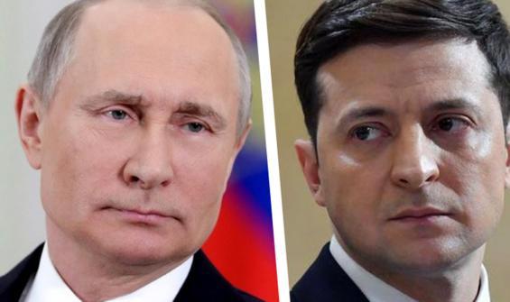Ukrayna'dan Rusya'ya flaş Donbass çağrısı!