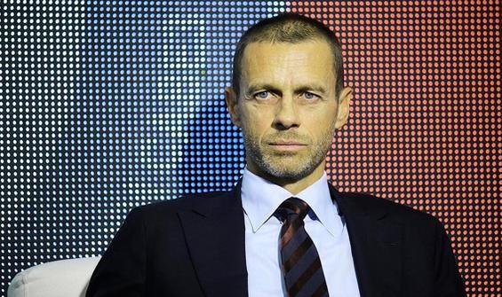 UEFA Başkanı Ceferin: Galatasaray'a ihtiyacımız var
