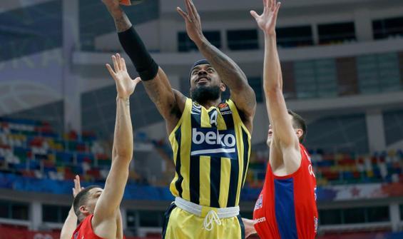 Fenerbahçe Beko, CSKA'ya son çeyrekte teslim oldu