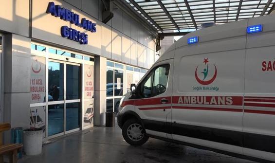 Kovid temaslı 3 çocuk fenalaşarak hastaneye kaldırıldı