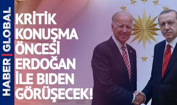 Biden 1915 olayları için ne söyleyecek? Erdoğan ile kritik görüşme!
