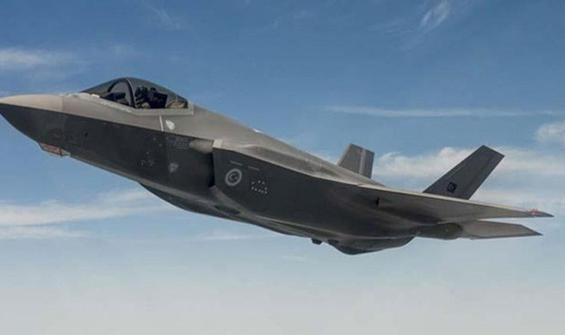 Hollanda tüm F-35'leri yere indirdi