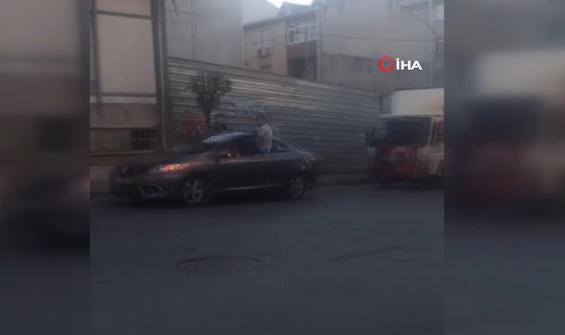 Kamyonlu asker uğurlama konvoyunda ateş açtılar