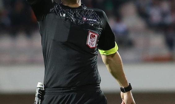 Antalyaspor-Galatasaray maçına flaş atama