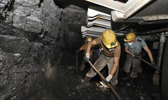 Taş kömüründen 91.4 milyon lira gelir elde edildi