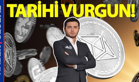 Thodex'in tarihi kripto para vurgunu! Kripto para uzmanı yatırımcıları bu sözlerle uyardı