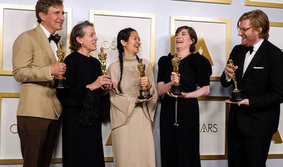 2021'in 'En İyileri'... Oscar'ın sahipleri belli oldu
