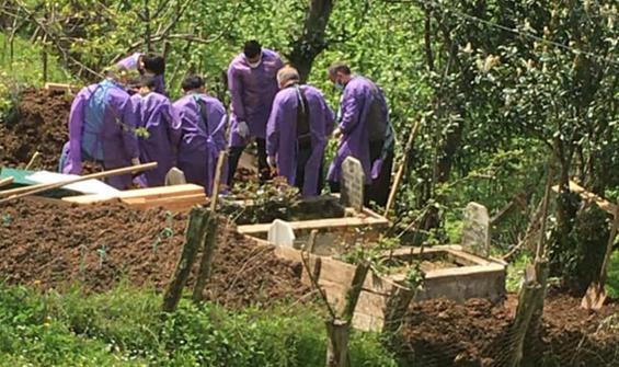 Trabzon'da acı olay! 3 saat arayla öldüler