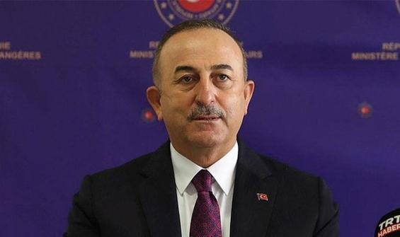 Bakan Çavuşoğlu, Karabağlı mevkidaşı ile görüştü!
