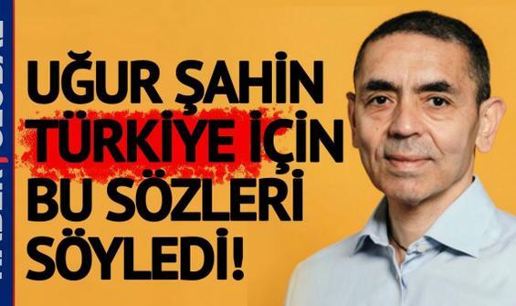 Uğur Şahin'den flaş Türkiye açıklaması!