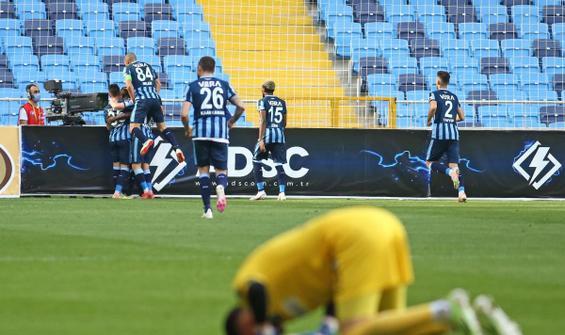 Adana Demirspor, Süper Lig yolunda hız kesmiyor
