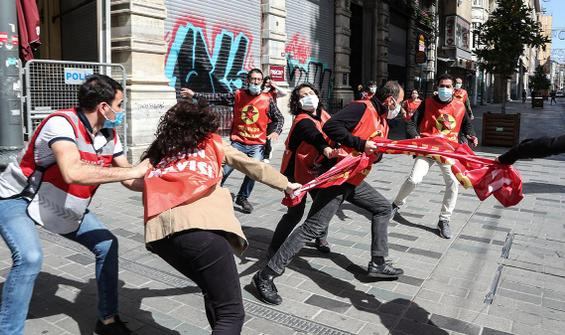 İstanbul Valiliği gözaltı sayısını açıkladı
