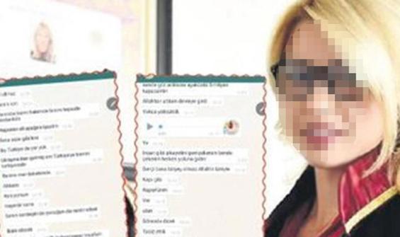 Belarus asıllı avukatın taciz kabusu! Mesajlar şoke etti