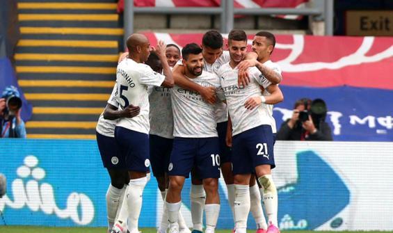 Manchester City şampiyonluk için geri sayıma geçti