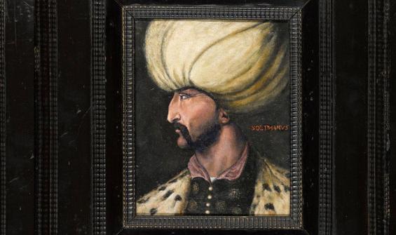 Kanuni portresi eve dönüyor! Gizemli alıcı İBB'ye bağışladı