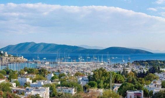 Bodrum'da yüksek ses paniği: Yunan adalarından geliyor!