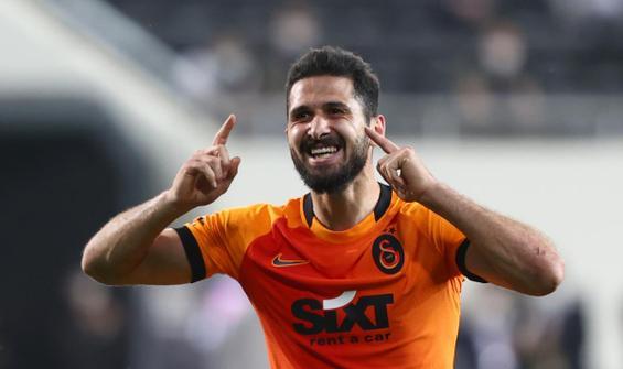 Emre Akbaba attı, Süper Lig rekoru geldi