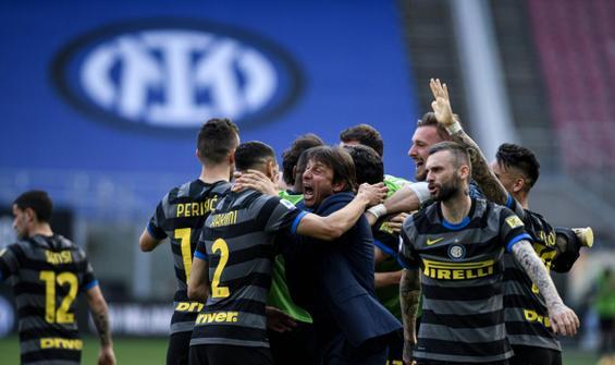 İtalya'da şampiyon Inter!