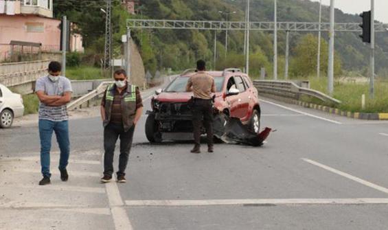 """Kaza yaptı! """"Ramazanın azizliği"""" dedi"""