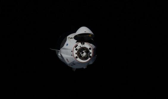 Görev bitti: 4 astronot dünyaya döndü