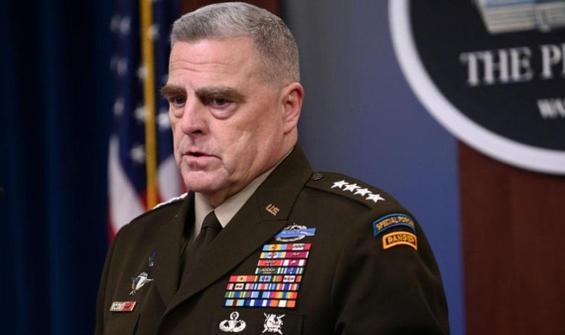 ABD Genelkurmay Başkanı Milley'den Afganistan açıklaması