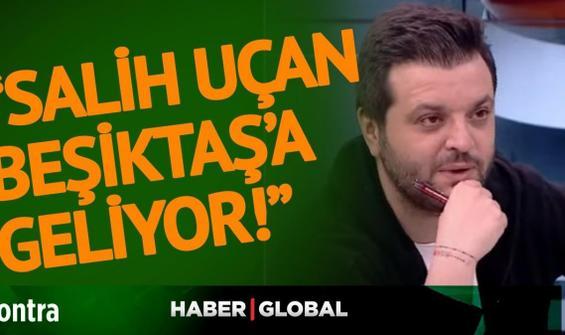 Canlı yayında transferi açıkladı! Beşiktaş'a geliyor!
